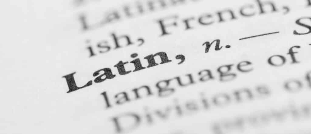 is Latin hard to learn