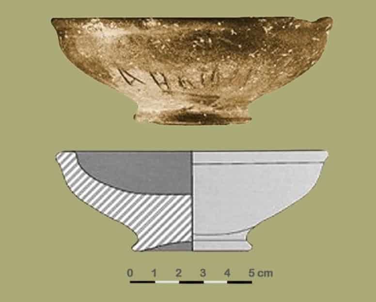 Size - The Garigliano Bowl
